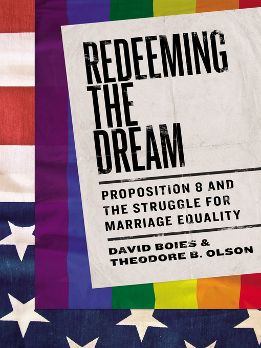 Title details for Redeeming the Dream by Theodore B. Olson - Wait list