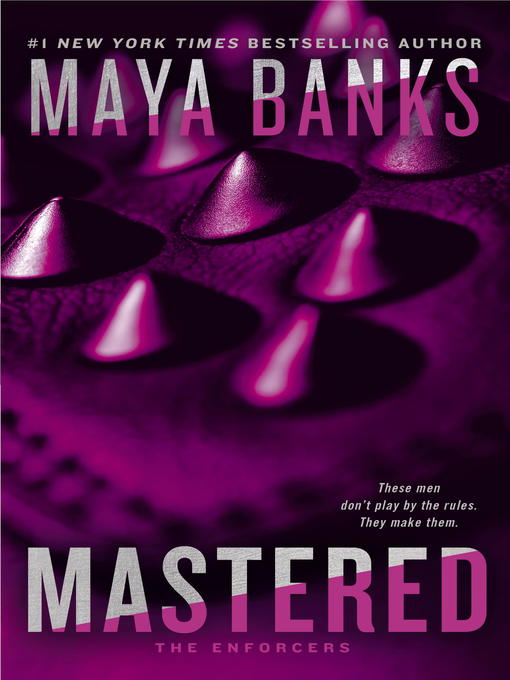 Title details for Mastered by Maya Banks - Available