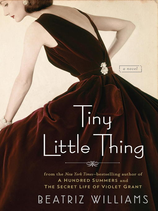 tiny little thing book cover