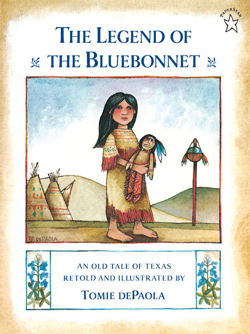 Title details for The Legend of the Bluebonnet by Tomie dePaola - Available