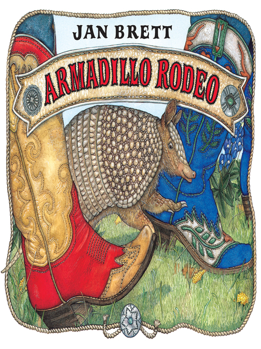 Title details for Armadillo Rodeo by Jan Brett - Available
