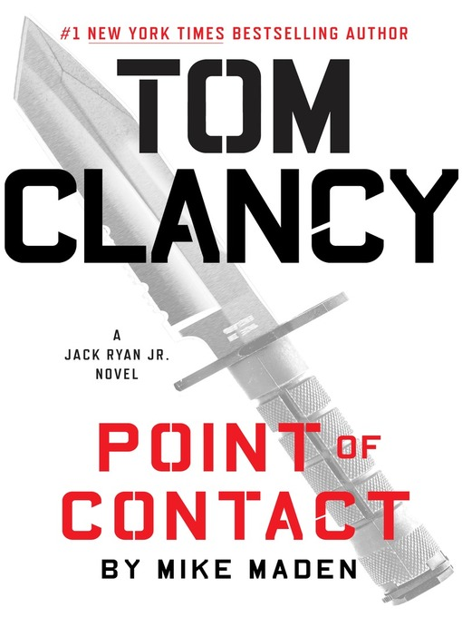 Title details for Point of Contact by Mike Maden - Available