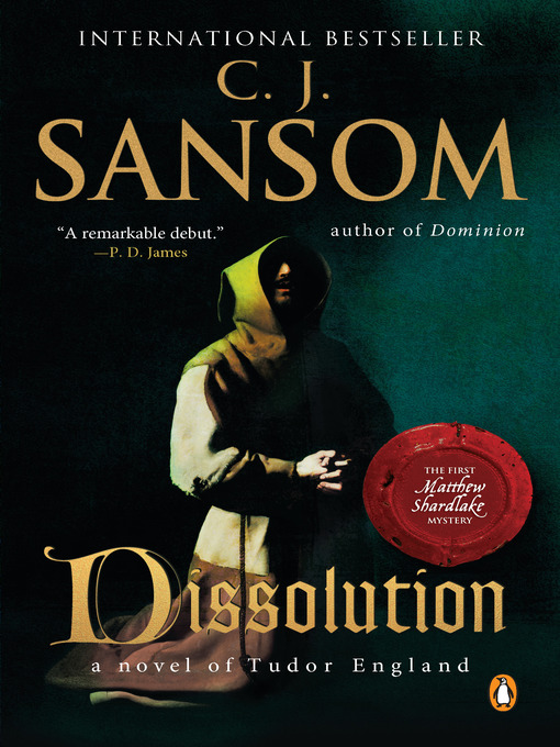Title details for Dissolution by C. J. Sansom - Available