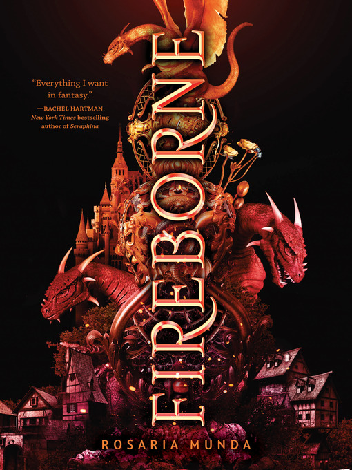 Title details for Fireborne by Rosaria Munda - Wait list