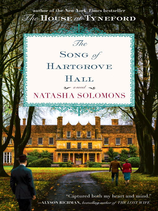 Title details for The Song of Hartgrove Hall by Natasha Solomons - Available