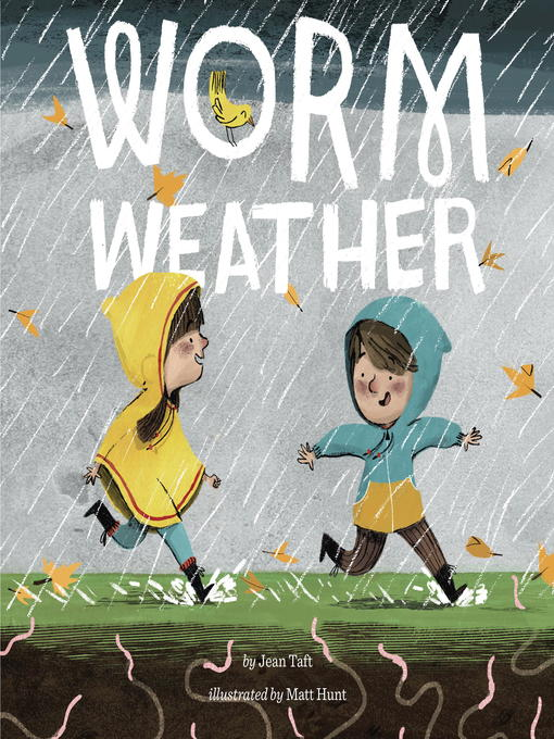 Cover of Worm Weather