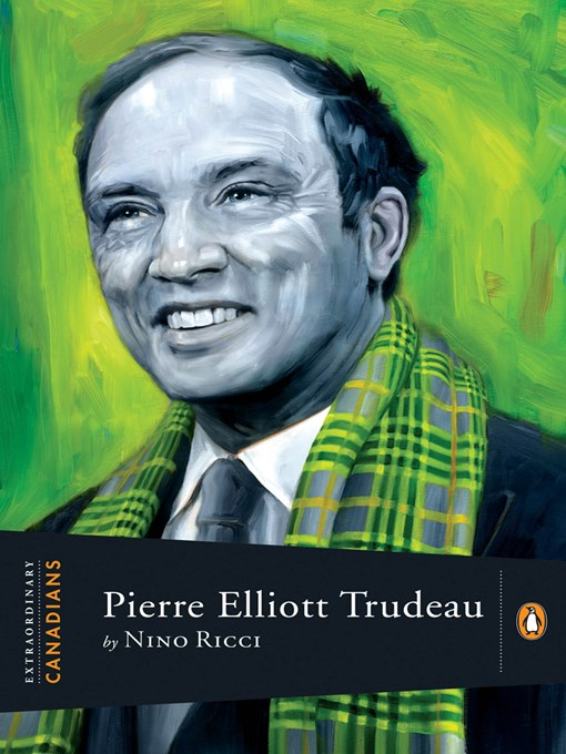 Cover of Pierre Elliott Trudeau