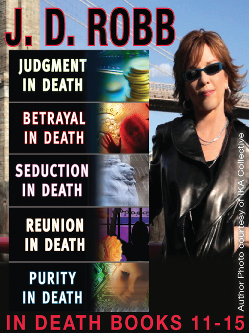 Title details for The In Death Collection, Books 11-15 by J. D. Robb - Wait list