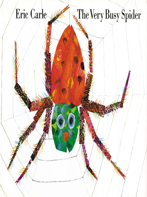 Title details for The Very Busy Spider by Eric Carle - Wait list