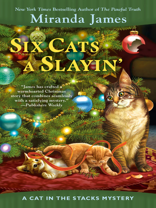 Title details for Six Cats a Slayin' by Miranda James - Available