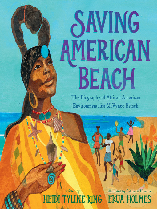 Title details for Saving American Beach by Heidi Tyline King - Available
