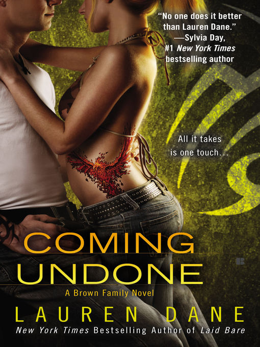 Title details for Coming Undone by Lauren Dane - Available