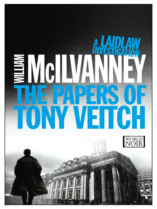 laidlaw by william mcilvanney essay Complete order of william mcilvanney books in as a novel series called jack laidlaw mcilvanney was typically as william angus mcilvanney on.