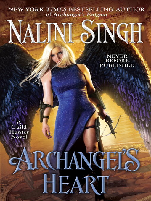 Title details for Archangel's Heart by Nalini Singh - Wait list