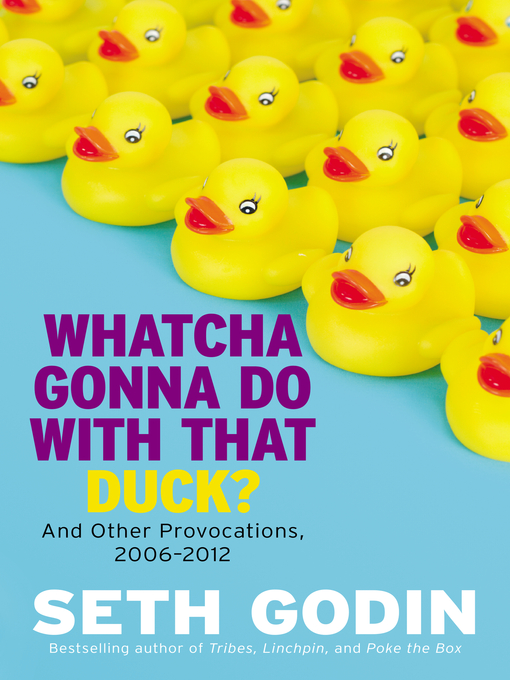 whatcha gonna do with that duck epub