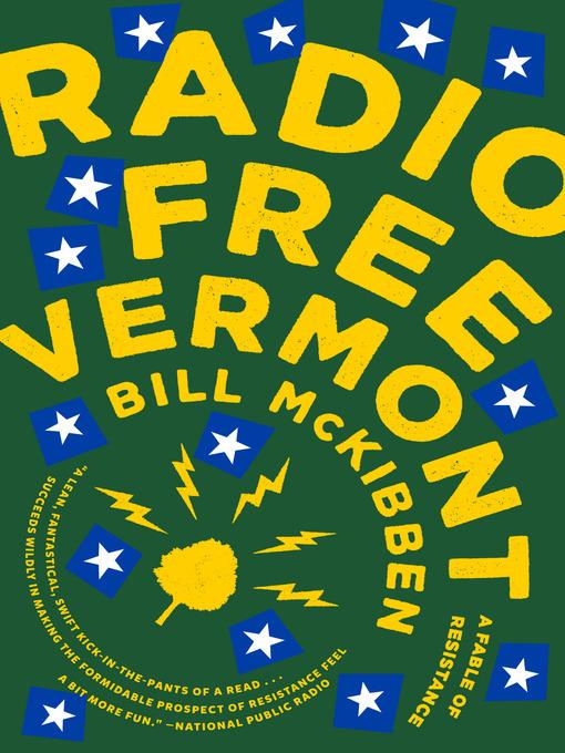 Title details for Radio Free Vermont by Bill McKibben - Wait list