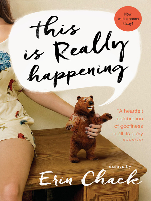 Title details for This Is Really Happening by Erin Chack - Available