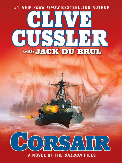 Title details for Corsair by Clive Cussler - Available