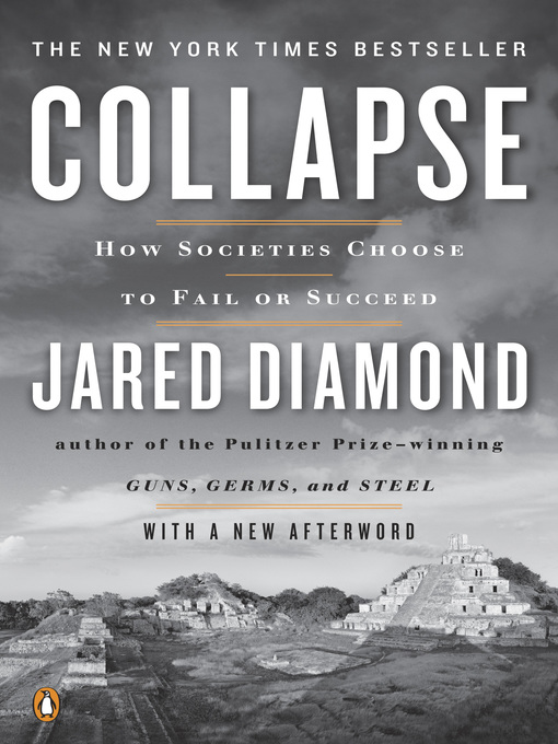 Title details for Collapse by Jared Diamond - Wait list