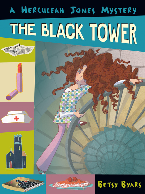 Title details for The Black Tower by Betsy Byars - Available