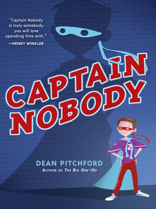 Title details for Captain Nobody by Dean Pitchford - Wait list
