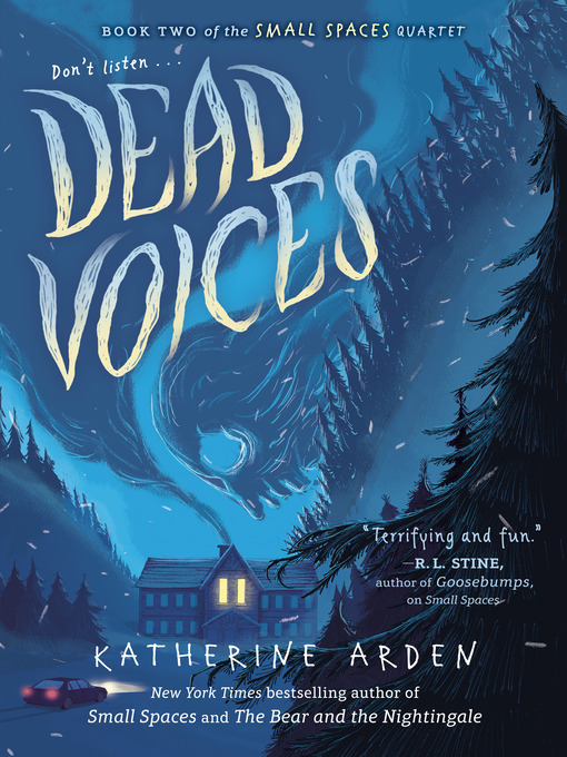 Title details for Dead Voices by Katherine Arden - Available