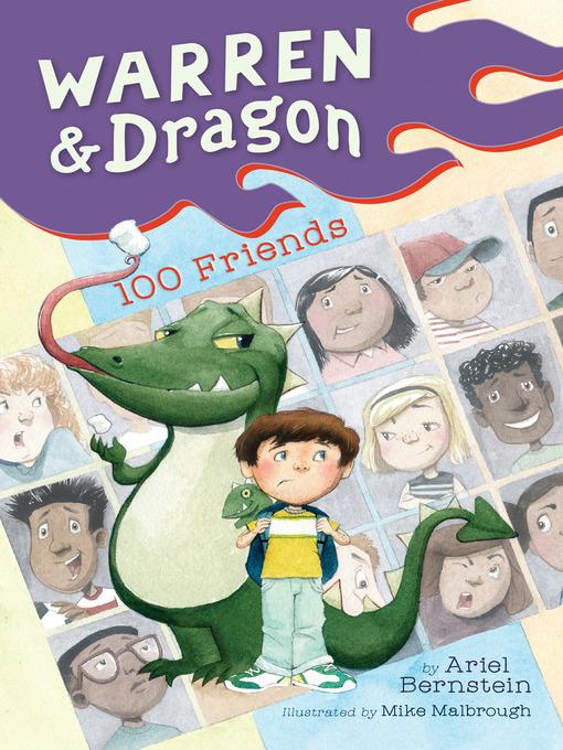 Title details for Warren & Dragon 100 Friends by Ariel Bernstein - Wait list