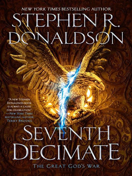 Cover of Seventh Decimate