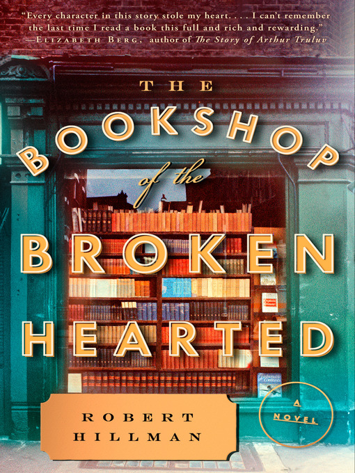 Title details for The Bookshop of the Broken Hearted by Robert Hillman - Available