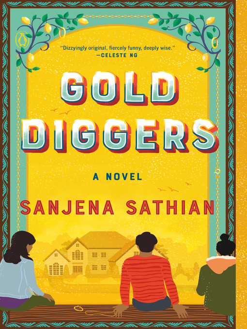 Title details for Gold Diggers by Sanjena Sathian - Wait list