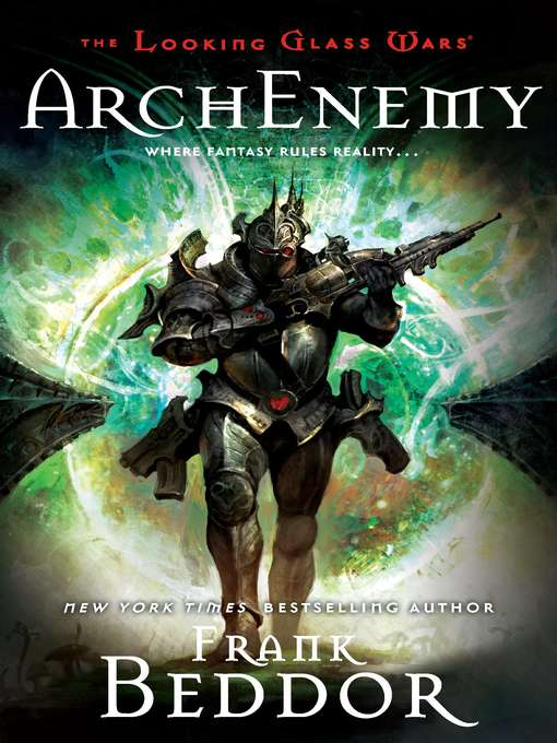 Title details for ArchEnemy by Frank Beddor - Available