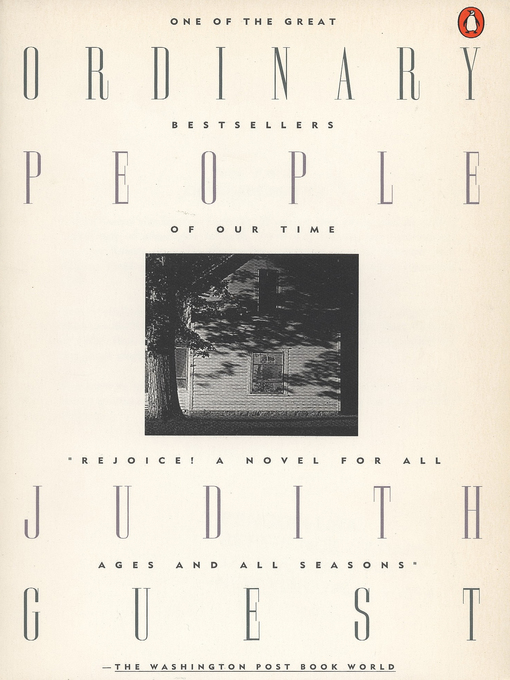 Title details for Ordinary People by Judith Guest - Available