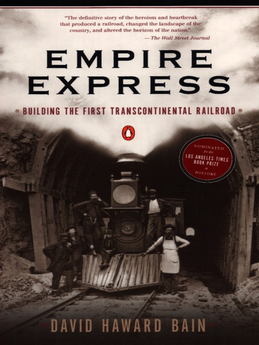 Title details for Empire Express by David Haward Bain - Available