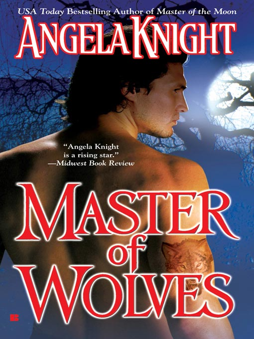 Title details for Master of Wolves by Angela Knight - Wait list
