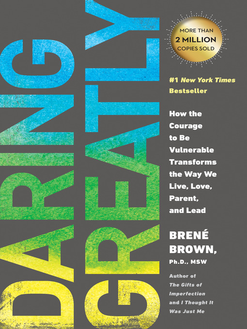 Title details for Daring Greatly by Brené Brown - Wait list