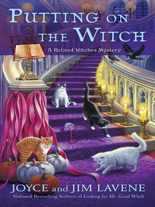 Title details for Putting on the Witch by Joyce and Jim Lavene - Wait list