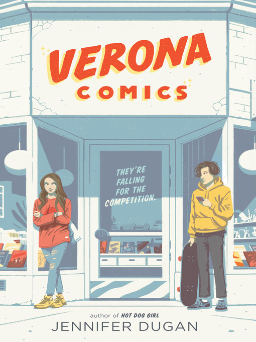 Title details for Verona Comics by Jennifer Dugan - Wait list