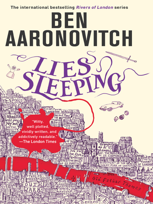 Title details for Lies Sleeping by Ben Aaronovitch - Wait list