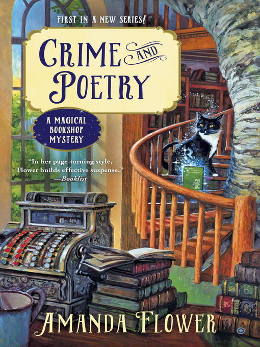 Title details for Crime and Poetry by Amanda Flower - Available