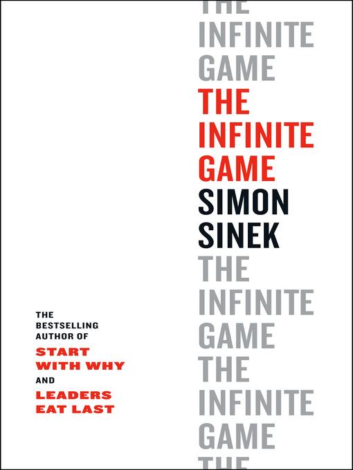 Title details for The Infinite Game by Simon Sinek - Wait list