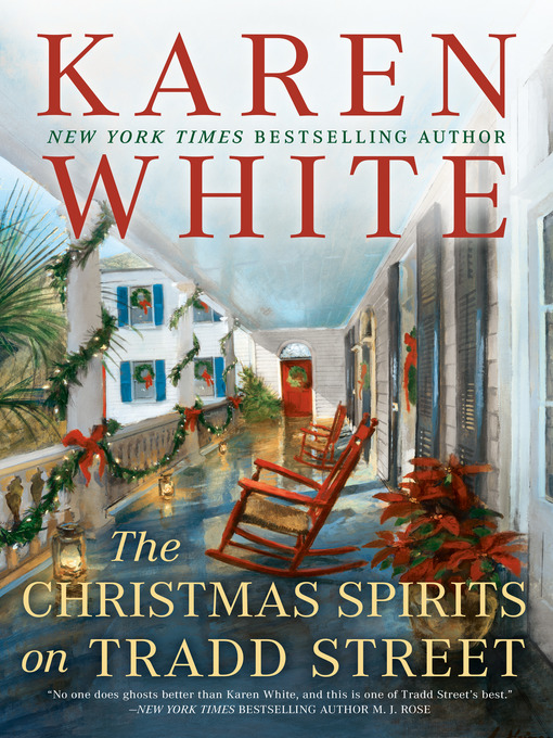 Title details for The Christmas Spirits on Tradd Street by Karen White - Wait list