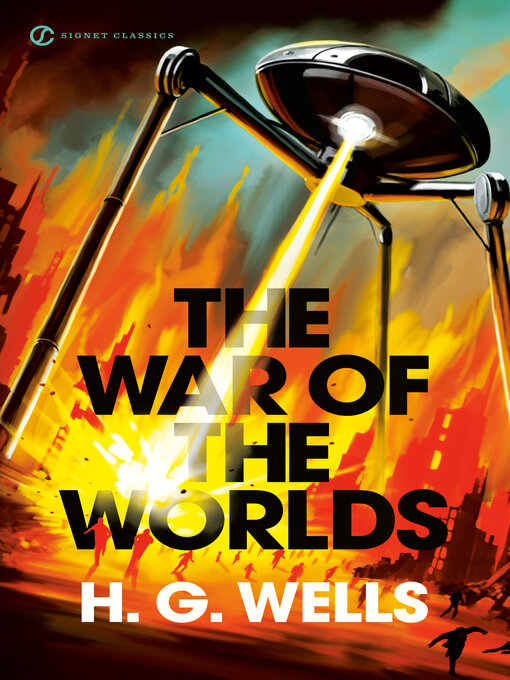 Title details for The War of the Worlds by H.G. Wells - Available