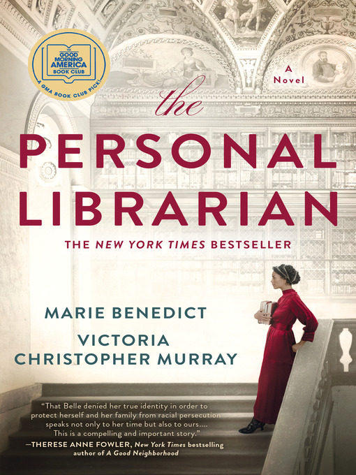 Title details for The Personal Librarian by Marie Benedict - Wait list