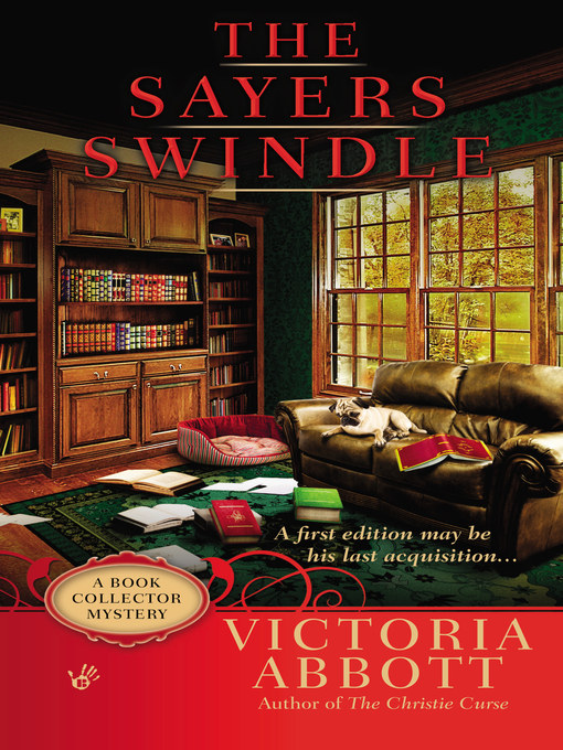 Title details for The Sayers Swindle by Victoria Abbott - Wait list