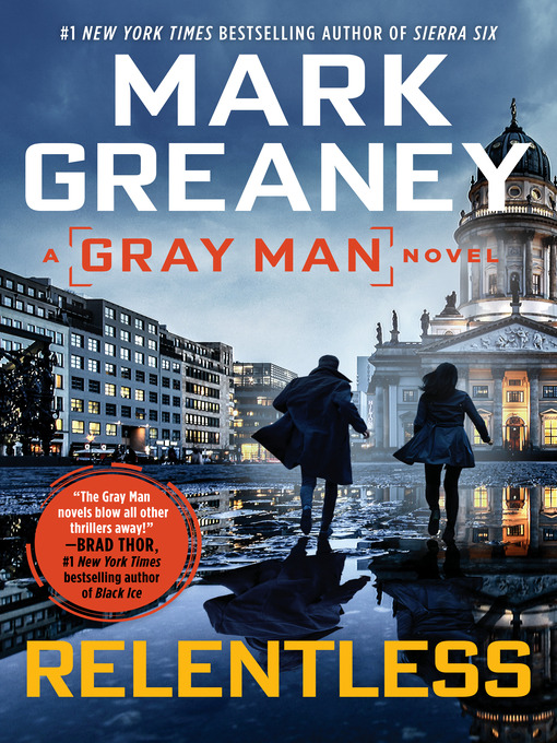 Title details for Relentless by Mark Greaney - Available