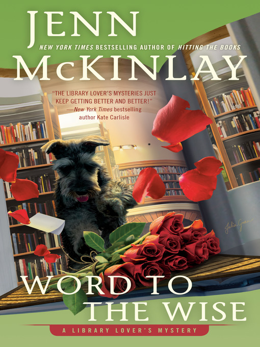 Title details for Word to the Wise by Jenn McKinlay - Wait list