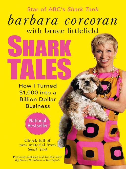 Title details for Shark Tales by Barbara Corcoran - Wait list
