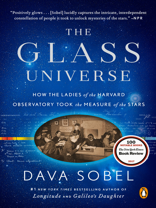 Title details for The Glass Universe by Dava Sobel - Wait list