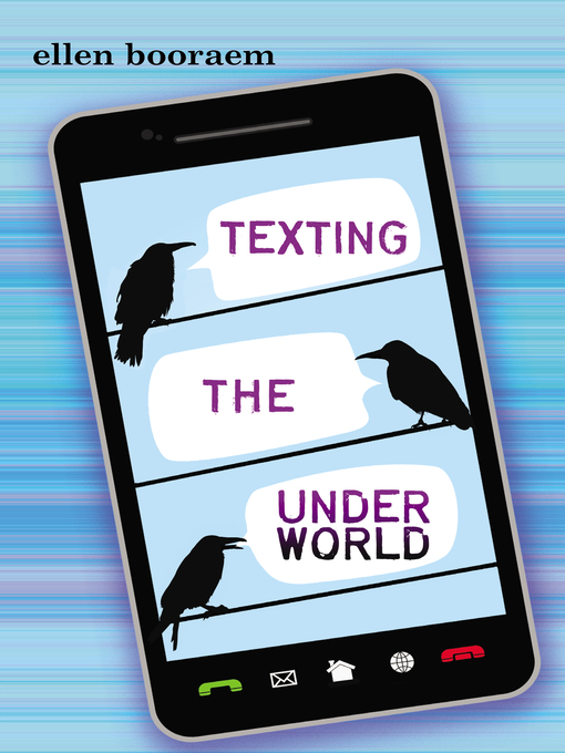 Cover of Texting the Underworld