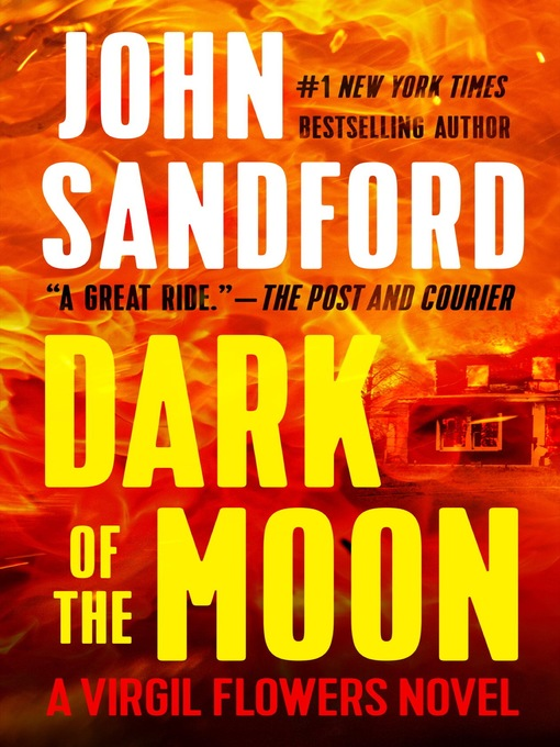 Cover of Dark of the Moon